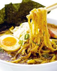 【〆にはラーメン!】煮干し醤油ラーメン690円(税抜き)