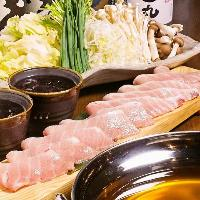 阿波尾鶏を使用した豪華な宴会料理をご堪能下さい♪