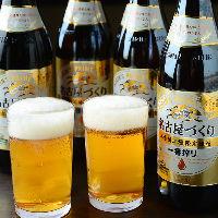 名古屋工場限定醸造「名古屋づくり一番搾り」は北京飯と相性抜群