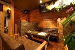 おちついた空間とおいしいお酒や 料理でおもてなし♪