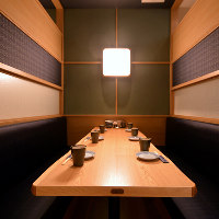【少人数半個室】 2~6名用/ゆったりとしたプライベート空間