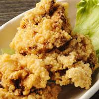 鶏料理に限らず、新鮮なお刺身もご用意しております。