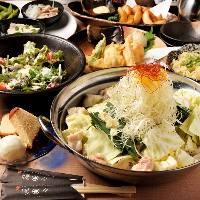 【飲み放題コース】 宴会コースで九州をとことん味わい尽くす