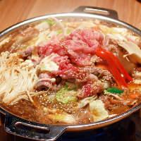 プルコギは韓国風すき焼き。牛肉の旨味を吸い込んだ春雨も格別!