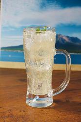 お酒も充実♪鹿児島県西酒造の「富乃宝山」