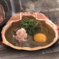 たっぷり海鮮尽くし!!名物海鮮市場盛り!