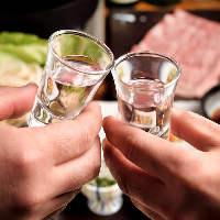愛知県半田市の地酒をはじめ、ワインや焼酎など幅広い取り揃え
