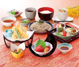 和食麺処サガミ 三島萩店