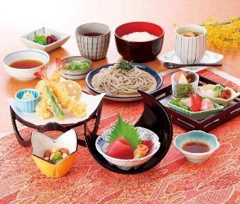 和食麺処サガミ 富士伝法店