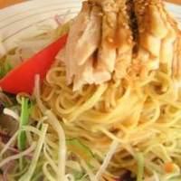 棒棒鶏冷麺