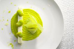 シェフのアイデアや経験、旬の食材をふんだんに使ったイタリアン