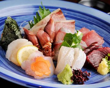 旬鮮魚と厳選銘酒 海舞 金山駅前店