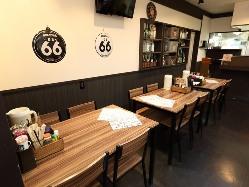 焼肉専門店『舞流六六』がノウハウを活かして開店した当店。