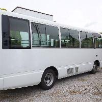 【送迎】 10名様以上でコースをご予約の方に無料送迎バスの特典