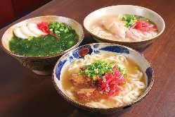 店主は沖縄出身!本格的な沖縄料理が楽しめます。