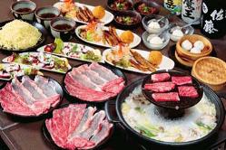 欲張りな『焼きしゃぶ』スタイルでお肉を楽しもう♪