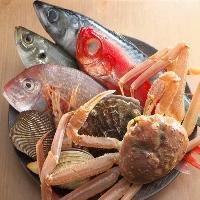 当店の海鮮は毎日買い付けにいきますので鮮度が 抜群です!