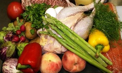 地元産のこだわり野菜を使用した料理の数々をご堪能ください。