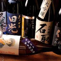 桑名や伊賀、鈴鹿など、三重県の地酒にこだわり!出汁割り酒も