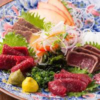 長崎の五島列島より空輸便でお届け!新鮮な魚介の旨味をご堪能。
