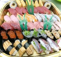 お寿司ご予約承り中 1000円〜お好きなネタご相談下さい