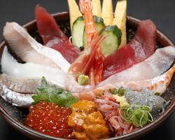 ランチメニューも豊富にご用意。鮮魚の逸品料理満載です♪
