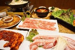 旨辛★韓国料理はクセになる味!!