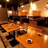 【和モダンな空間】 長居したくなるカフェのようなおしゃれ空間