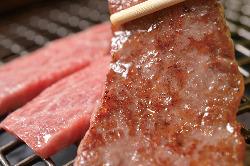 本物の焼肉の味をたっぷりと。県外からのお客様にも大好評!