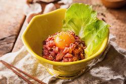 生食用食肉取り扱い店として浜松市から許可を得ています!