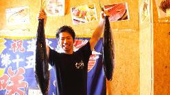 漁師オススメの食材なのでどのお料理も間違いなし!