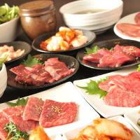 お肉もお酒もね♪お得なコース2,500円(税込)