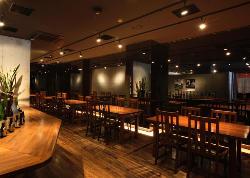 落ち着いた空間で、信州の料理とお酒をじっくり味わって◎