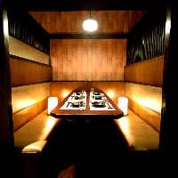 【浜松 居酒屋】 個室は2名様~ご案内可能!個室も多数完備◎
