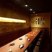 【浜松 居酒屋】 浜松駅徒歩5分!宴会は最大50名様までご案内可