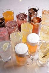 インドビールやマンゴーラッシーなどのドリンクも充実してます。