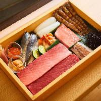 メディアで話題沸騰の肉寿司を是非ご賞味下さいませ。