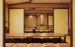 最大48名様の大広間は、同窓会や会合などにもぴったりです。