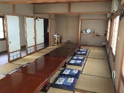 最大30名様までご利用可能な和の宴会個室