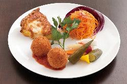 リーズナブルな価格でイタリア料理をご提供!