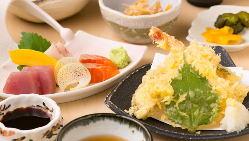 記念日など特別な日のお食事から、デートにもおすすめな和食料理