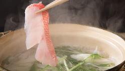 旬の味覚をより美味しく味わえる調理法でご提供いたします