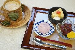 食後のデザート&ドリンク 当店自慢のコーヒーメニュー