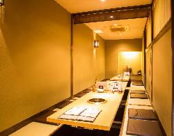◆ゆったりと過ごせるお座敷や個室をご用意しております。