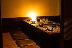 広々とご利用頂ける個室は最大60名様迄!浜松個室居酒屋