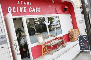 ATAMI OLIVE CAFE〜熱海オリーブカフェ〜