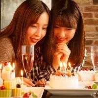 個室もご用意♪名古屋での記念日やデートにも最適です。