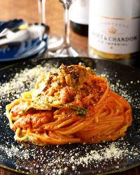 「チーズ×イタリアン」定番かつ斬新なメニューをご用意