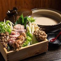 新鮮な食材をさまざまな調理法でお客様の元にお届けいたします!