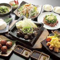 《宴会大好評》人気の地鶏宴会コースは2999円より多数ご用意★